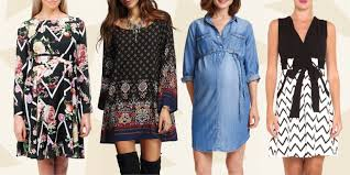 14 best maternity dresses for winter 2017 baby showers baby
