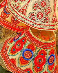 colorful l shades handicrafts colorfull handpainted lshades from india love