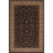 Concord Global Area Rugs Concord Global Trading Classics Kashan 7 Ft 10 In