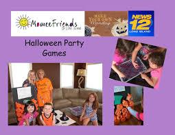 halloween games fall fun on news 12 momeefriendsli