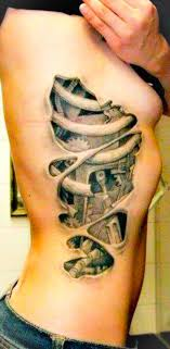 on ribs images for tatouage