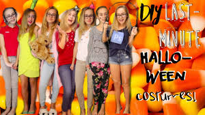 inexpensive homemade halloween costumes for adults diy last minute halloween costumes easy u0026 cheap youtube