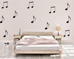 music note home decor music notes wall decal music wall decal vinyl wall decal