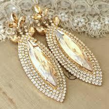 Chandelier Earrings Bridal Bridal Earrings Ideas U0026 Collections