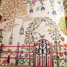 Secret Garden Wall by Secret Garden U2013 Word On The Block