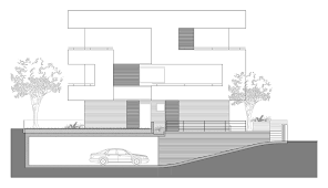 contemporary house plans and elevations u2013 house design ideas