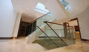 Timber Handrails And Balustrades Timber Glass Balustrade Haldane