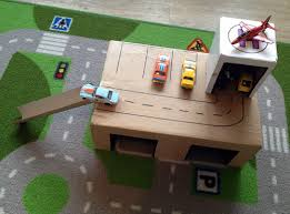 diy toy garage kiddles pinterest toy garage diy toys and toy