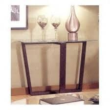 wood and metal sofa table glass and metal sofa table foter