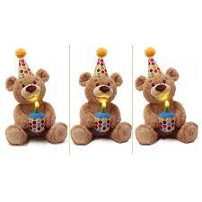 happy birthday singing the happy birthday singing and hammacher schlemmer
