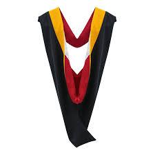 academic hoods deluxe master academic gradshop