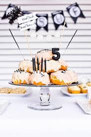 kara u0027s party ideas donut birthday bash kara u0027s party ideas
