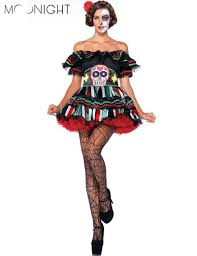 online get cheap clown halloween costumes aliexpress com