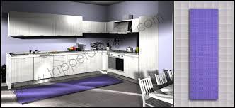 tappeti cucina on line tappeti cucina viola