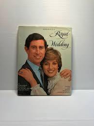princess diana book royal wedding book princess diana u0026 prince