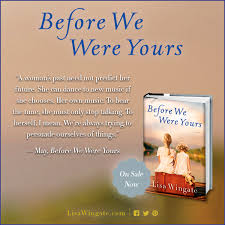 before we were yours book club kit random house books