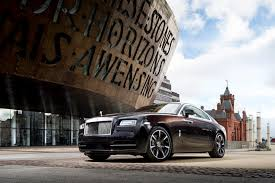 rolls royce gold rims rolls royce one of a kind inspired by dame shirley shirley