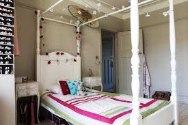 Bedroom Kids Four Poster Beds Ideas Childrens  Uk Single Bed - Incredible white youth bedroom furniture property