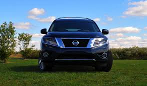 nissan pathfinder 2014 nissan pathfinder driven review top speed