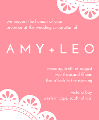 wedding invitation ecards design a beautiful custom wedding invitation canva