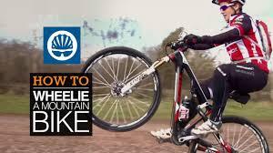 jeep mountain bike how to wheelie a mountain bike with tracy moseley youtube
