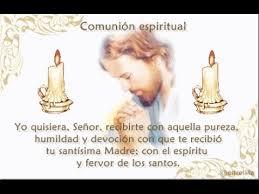 imagenes catolicas de humildad comunión espiritual oraciones eucarísticas oraciones católicas
