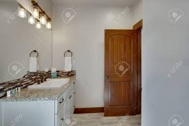 how to clean wood cabinets in bathroom new luxury bathrooms with rich color wooden doors beige