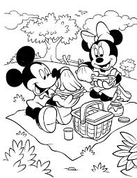 coloriage d u0027halloween disney