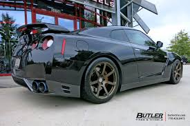 Nissan Gtr Custom - nissan gtr with 20in hre rs108m wheels exclusively from butler