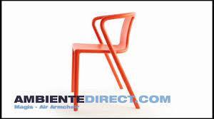 Air Armchair Ambientedirect Com Magis Air Armchair Youtube