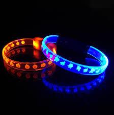 purple led halloween lights custom