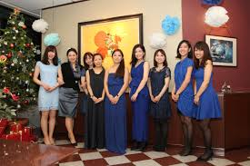 servcorp japan joint christmas party 2015 news servcorp