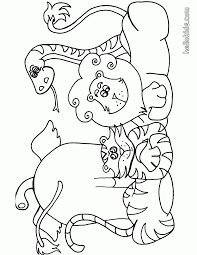 africa coloring pages free kids coloring