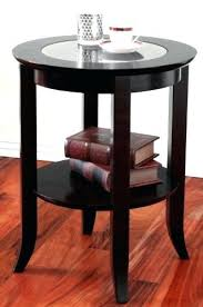 cream round end table round end tables table saw fence genericviagrausa com