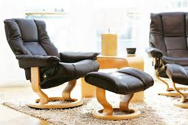 Comfortable Leather Recliner Cream Leather Recliner Chair Stressless