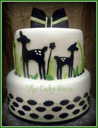 baby deer baby shower cake cakecentral com
