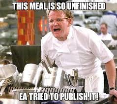 Ramsay Meme - gordon ramsay yelling weknowmemes generator