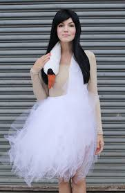 bjork swan dress costume tutorial u2013 a beautiful mess
