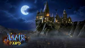 great lake at hogwarts castle harry potter ambience soothing
