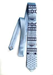 hanukkah ties hanukkah sweater silk necktie by cyberoptix