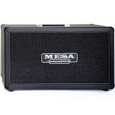 Mesa Boogie 2x12 Rectifier Cabinet Review Mesa Boogie 2x12 Recto Horizontal Cabinet Reverb
