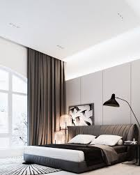 White And Brown Bedroom Modern Interiors U0026 Architecture U2014 A Cleverly Decorated Family Home