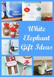 white elephant gift ideas thrifty jinxy