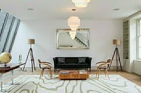 idee deco salon canape noir déco chaise bois salon canape noir design idees de deco tendance