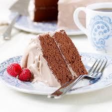raspberry mocha cake recipe myrecipes