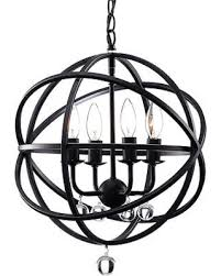 Crystal Sphere Chandelier Holiday Special Modern Crystal 4 Light Orb Chandelier Globe