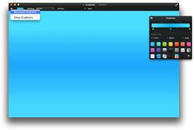 gradient tool pixelmator tutorials