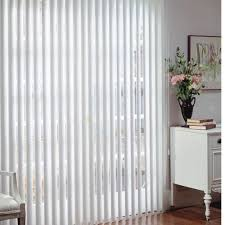 All American Blinds 88 Dining Room Doors Smooth Vinyl Vertical Blinds Brand