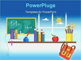 Elementary School Powerpoint Templates Goodflight Co Educational Powerpoint Themes