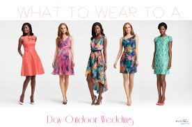 what to wear to a wedding in october wedding lovely whato wear an outdoor wedding idea in october